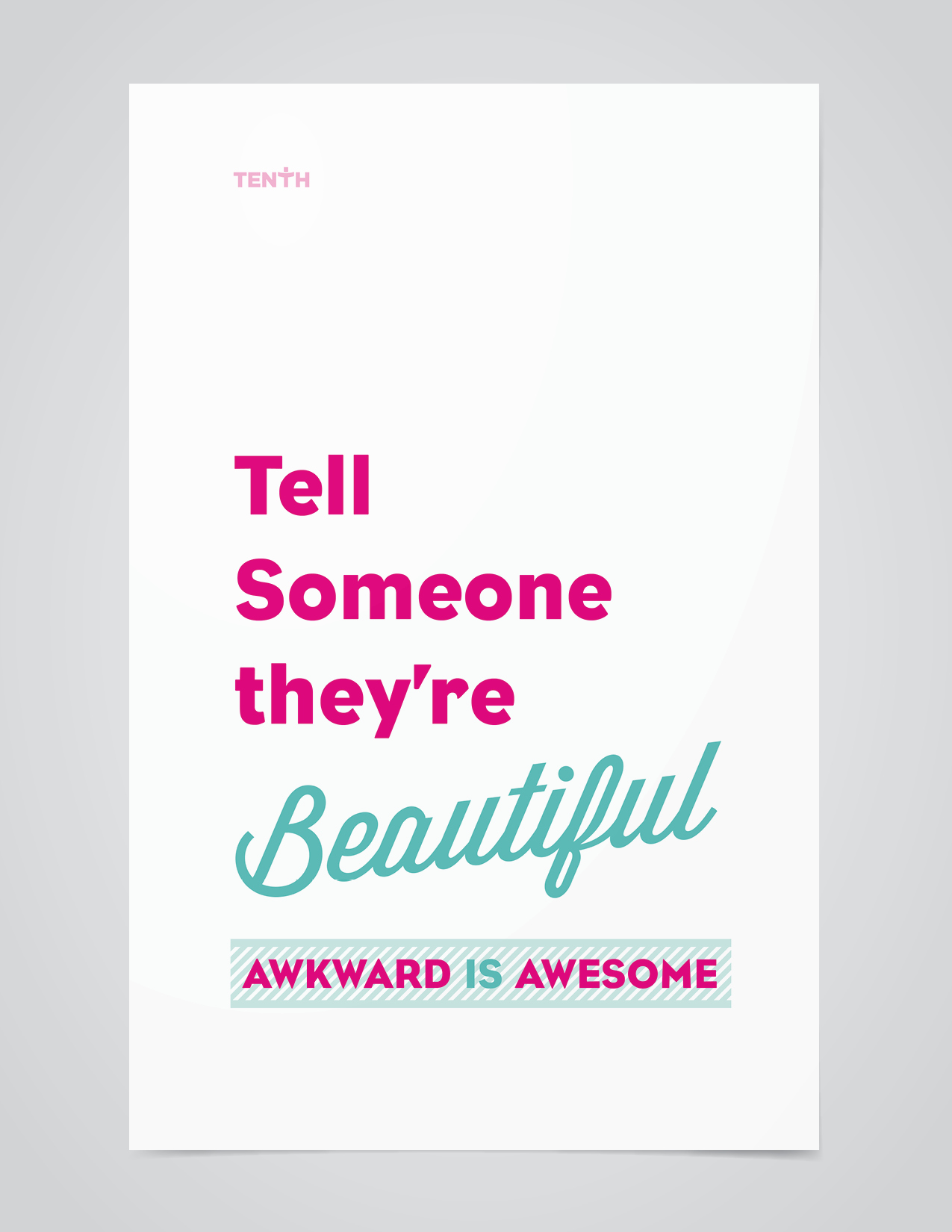 awkward is awesome poster1