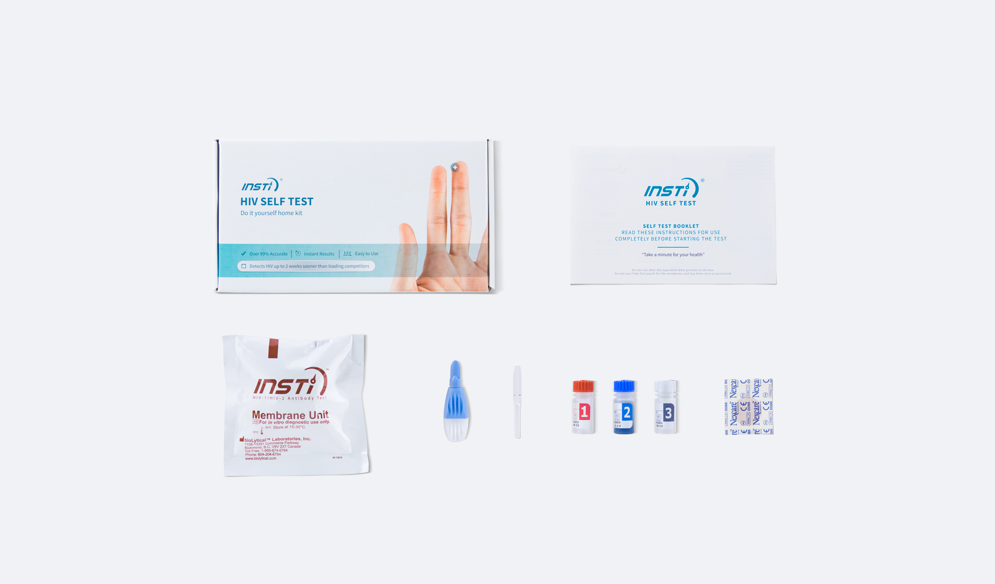 insti-hiv-selft-test